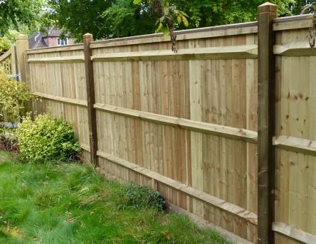 Fencing garden fencing and fence repairs in hemel hempstead